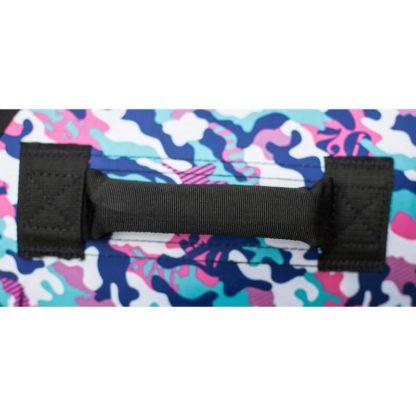 Тюбинг Snow Show Standard Сине-розовый камуфляж 120 см - 5