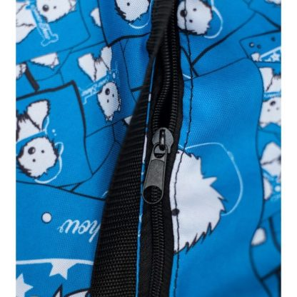 Тюбинг Snow Show Standard Собачки в лазури 120 см - 6