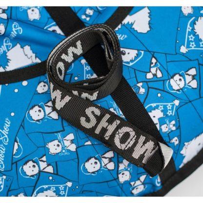 Тюбинг Snow Show Standard Собачки в лазури 120 см - 8