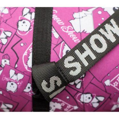 Тюбинг Snow Show Standard Собачки в розовом 120 см - 6