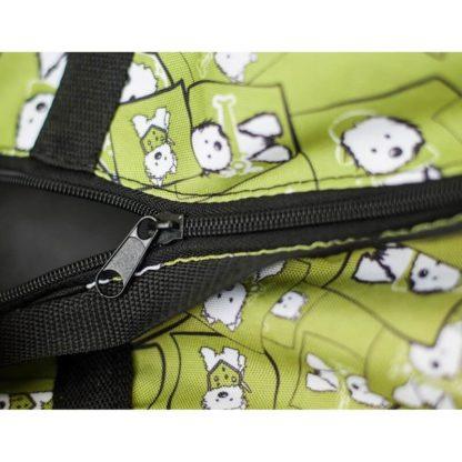 Тюбинг Snow Show Standard Собачки в зеленом 120 см - 7