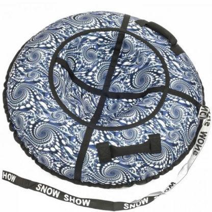 Тюбинг Snow Show Standard Вьюга 120 см - 1