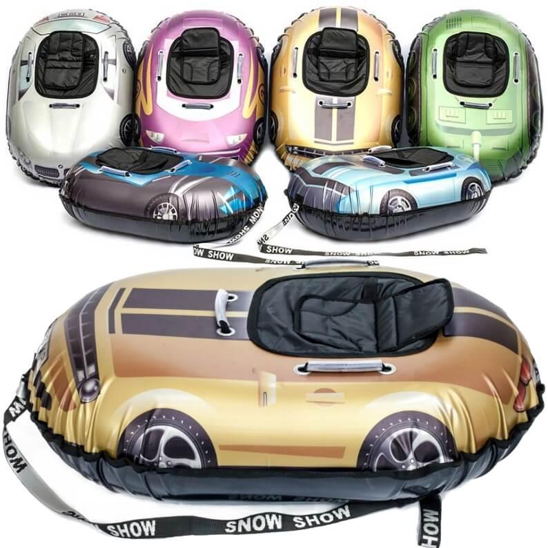 Тюбинги Snow Show Snow Cars Овальный - все цвета
