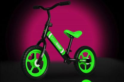 Беговел для детей от 2 лет Small Rider Tornado 2 Зелёный - 4