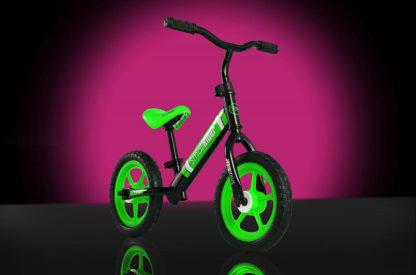 Беговел для детей от 2 лет Small Rider Tornado 2 Зелёный - 5