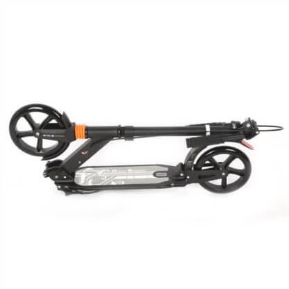 Городской самокат с ручным тормозом Urban Scooter Sport Чёрный - 6