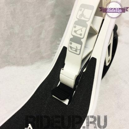 Ateox Avenue Lux Белый - педаль складного механизма