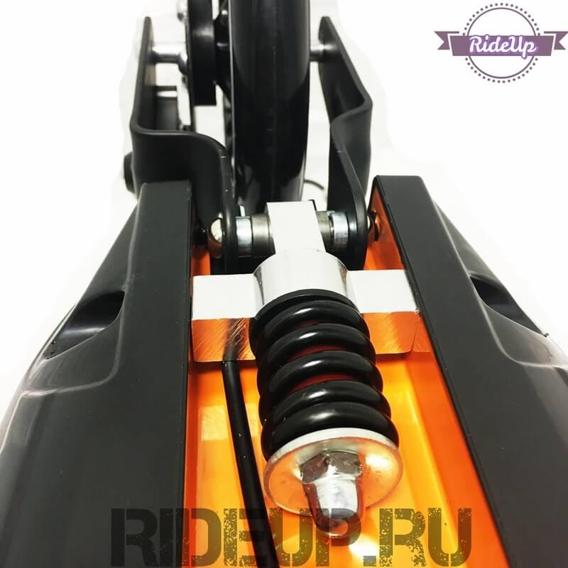 Задний амортизатор самоката Ateox Avenue Lux Оранжевый