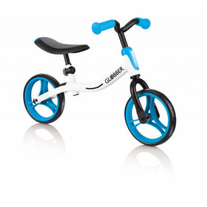 Беговел Globber Go Bike Бело-голубой - 1