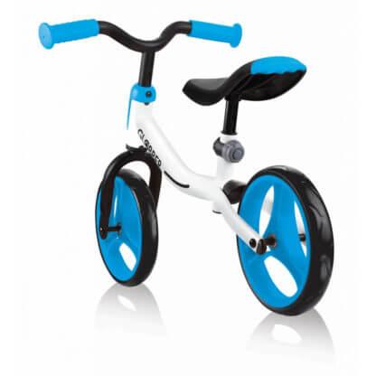 Беговел Globber Go Bike Бело-голубой - 3
