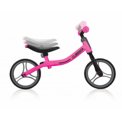 Беговел Globber Go Bike Розовый - 2
