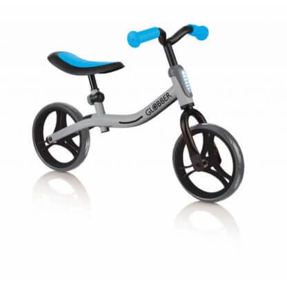 Беговел Globber Go Bike Серо-голубой - 1