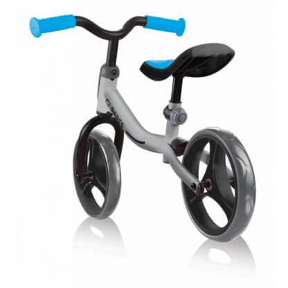 Беговел Globber Go Bike Серо-голубой - 3
