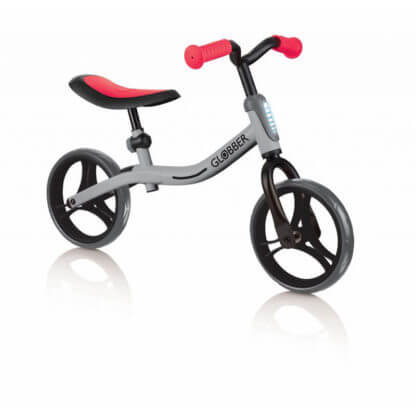 Беговел Globber Go Bike Серо-красный - 1