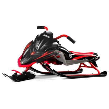 Детский снегокат Yamaha Apex Snow Bike MG2020 Чёрно-красный - 1