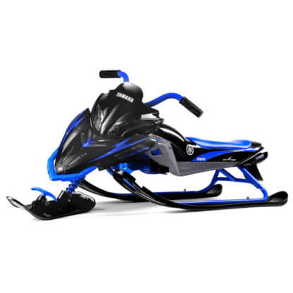 Детский снегокат Yamaha Apex Snow Bike MG2020 Чёрно-синий - 1