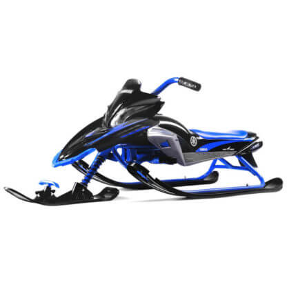 Детский снегокат Yamaha Apex Snow Bike MG2020 Чёрно-синий - 3