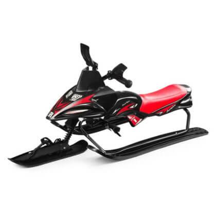 Снегокат-снегоход Small Rider Scorpion SOLO Красный - 1