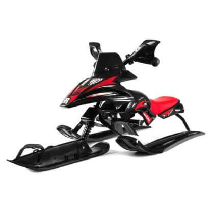 Снегокат-снегоход Small Rider Scorpion SOLO Красный - 2