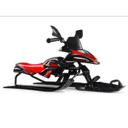 Снегокат-снегоход Small Rider Scorpion SOLO Красный - 3