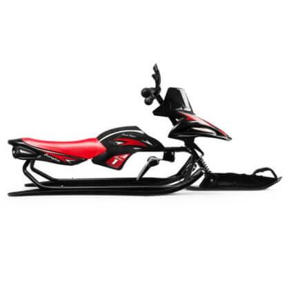 Снегокат-снегоход Small Rider Scorpion SOLO Красный - 4