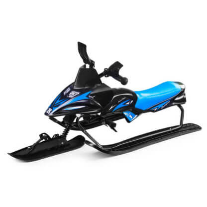 Снегокат-снегоход Small Rider Scorpion SOLO Синий - 1