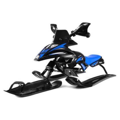Снегокат-снегоход Small Rider Scorpion SOLO Синий - 2