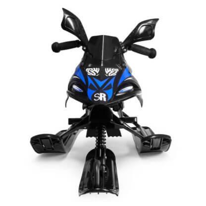 Снегокат-снегоход Small Rider Scorpion SOLO Синий - 3