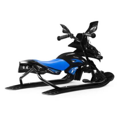 Снегокат-снегоход Small Rider Scorpion SOLO Синий - 6