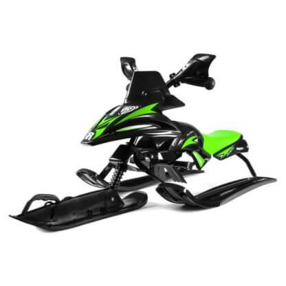 Снегокат-снегоход Small Rider Scorpion Solo Зелёный - 2