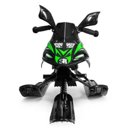 Снегокат-снегоход Small Rider Scorpion Solo Зелёный - 3