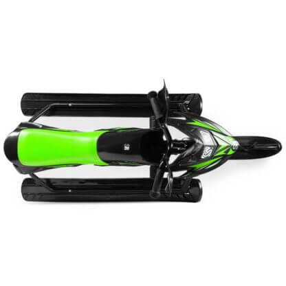 Снегокат-снегоход Small Rider Scorpion Solo Зелёный - 7
