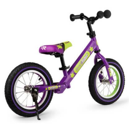 Беговел Small Rider Drive 2 AIR с надувными колёсами Фиолетовый - 3