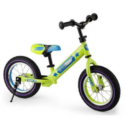 Беговел Small Rider Drive 2 AIR с надувными колёсами Лайм - 1