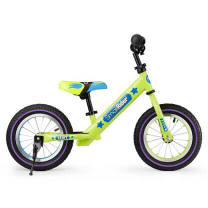 Беговел Small Rider Drive 2 AIR с надувными колёсами Лайм - 2