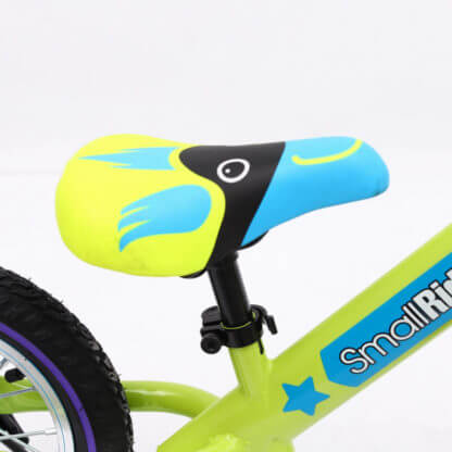 Беговел Small Rider Drive 2 AIR с надувными колёсами Лайм - 5