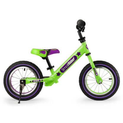 Беговел Small Rider Drive 2 AIR с надувными колёсами Зелёный - 2