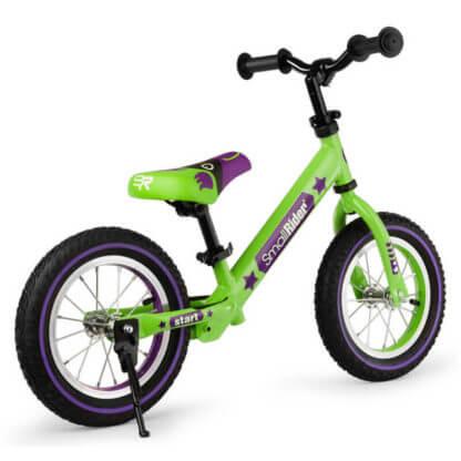 Беговел Small Rider Drive 2 AIR с надувными колёсами Зелёный - 3