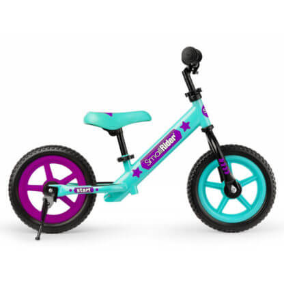 Беговел Small Rider Drive 2 EVA Аква-пурпурный - 2