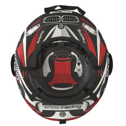 Тюбинг Small Rider Snow Tubes 4 Машинки 100х75 см BM Чёрно-красный - 4