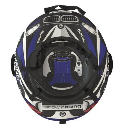 Тюбинг Small Rider Snow Tubes 4 Машинки 100х75 см BM Чёрно-синий - 4