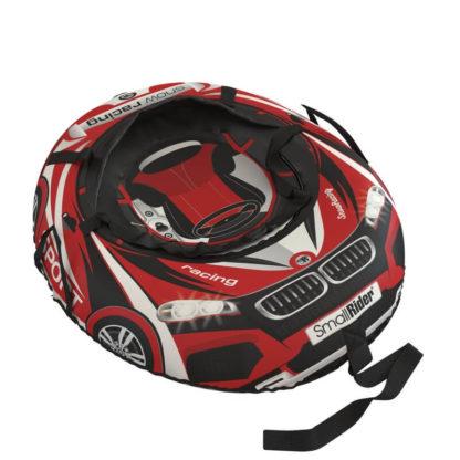 Тюбинг Small Rider Snow Tubes 4 Машинки 100х75 см BM Красный - 3