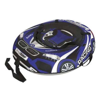 Тюбинг Small Rider Snow Tubes 4 Машинки 100х75 см BM Синий - 1