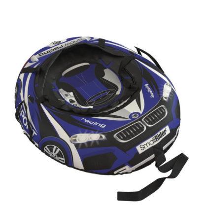 Тюбинг Small Rider Snow Tubes 4 Машинки 100х75 см BM Синий - 3