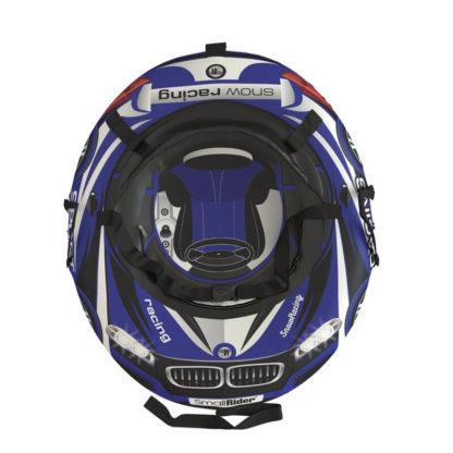 Тюбинг Small Rider Snow Tubes 4 Машинки 100х75 см BM Синий - 4