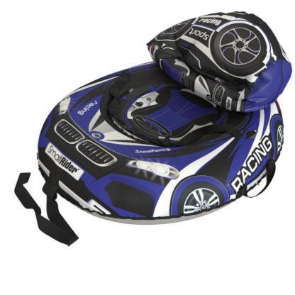 Тюбинг Small Rider Snow Tubes 4 Машинки 100х75 см BM Синий - 6