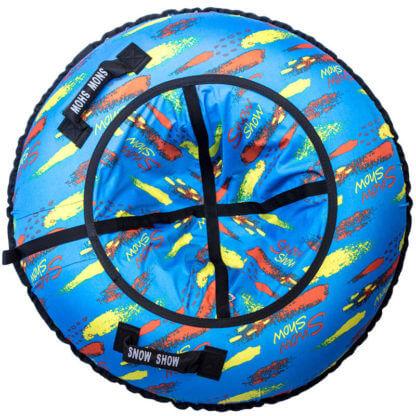Тюбинг Snow Show Standart Метеор голубой - 2