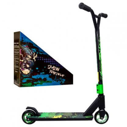 Трюковые самокаты Show Yourself Stunt Scooter Extreeme Зелёный