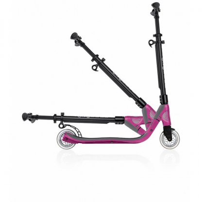 Детский двухколёсный самокат GLOBBER ONE NL 125 Фиолетовый - 4