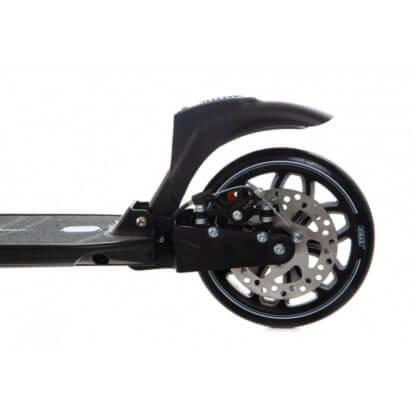 Городской самокат с ручным дисковым тормозом Micar Balance 200 Чёрный - 8